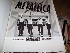 METALLICA - POSTER TOUR     70 x 110