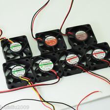 1pc SUNON DC Cooling Fan 40x40x10mm 4010 2pin/3pin 0.6W/0.8W/0.9W/0.96W/1.08W
