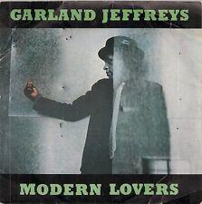 45 TOURS 7' SINGLE--GARLAND JEFFREYS--MODERN LOVERS / ESCAPE GOAT DUB--1981