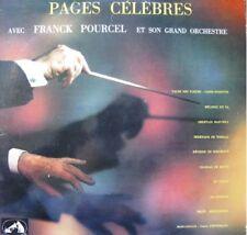 FRANCK POURCEL pages celebres LP33T valse des fleurs++