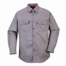 sUw - Biz Flame Flame Resistant Safety Workwear 88/12 Shirt