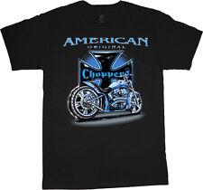 big and tall t-shirt American Choppers biker men's tall tee tall shirts for men
