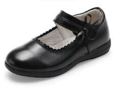 AU SELLER Full Genuine Leather Girls Kids to Adult School Shoes Footwear sh002
