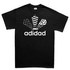 Adidad fête des pères papa drôle cadeau Sports Hommes T Shirt Tee Top T-Shirt