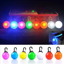 LED Animale Domestico Cane Collare Gatto Incandescente Luce Notturna Sicurezza