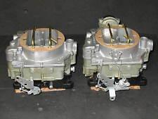 1957-1961 Dual Quad Carter WCFB Clone Carburetors Corvette Chevy 283 270HP