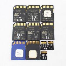 Rosen GPS Navigation Nav Map SD Card P11,H11,N11,M11,P14,H14,N14,H13