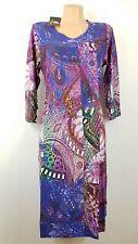 Manou Lenz Kleid Double Gothik UVP129€ Kofferkleid Sommer Gr.36 38 40 42 44 46