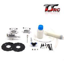 Front wheel hydraulic brake kit for 1/5 HPI ROVAN KM BAJA 5B 5T 5SC