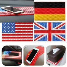 Voiture Tableau de bord silicone anti-slip Pad Sticky Grip Mat Support Téléphone Mobile Drapeau