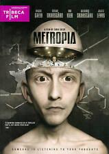 Metropia, Juliette Lewis, Vincent Gallo, , 767685231531, New