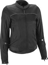 Highway 21 Womens Aira Mesh Air Motorcycle Jacket Black XS-3XL