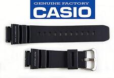 CASIO G-SHOCK  Gulfman WATCH BAND STRAP G-9100 Black Rubber  21mm