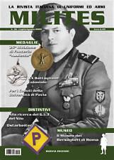 MILITES n36 - rivista militaria magazine GUF Ostarbeiter Assietta Pavia WW2 WW1