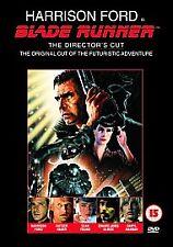 Blade Runner (The Director's Cut) [DVD] [1982] Harrison Ford, Rutger Hauer