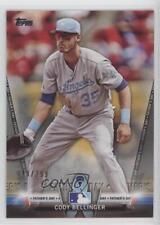 2018 Topps Salute Black #TS-25 Cody Bellinger Los Angeles Dodgers Baseball Card