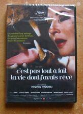 DVD C'EST PAS TOUT A FAIT LA VIE... - Michel PICCOLI - NEUF