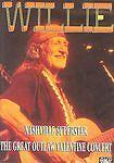 Willie Nelson - Willie - Nashville Superstar Great Outlaw Valentine Concert DVD
