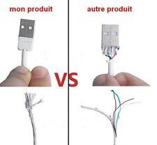 Haute Qualité CHARGEUR  CABLE USB IPHONE 6 5 S 5C IPOD IPAD APPLE LIGHTNING