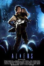 Aliens 35mm Film Cell strip very Rare var_a