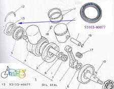 Yamaha RD350 RD400 RZ350 RD350YPVS RD350LC Crankshaft Oil Seal NOS 93103-40077
