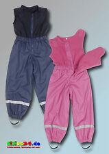 Playshoes Cuissard Pantalon à jouer de boue avec fleecelatz costume bébé