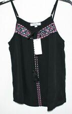 Almost Famous Women's Juniors Spaghetti strap top blouse Various size & Colors