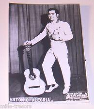 PHOTOGRAPHIE d'Antonio ALEGRIA - Flamenco
