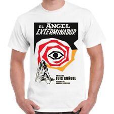 El Angel Exterminador 60s Surreal Film Poster Cool Vintage Retro T Shirt 420