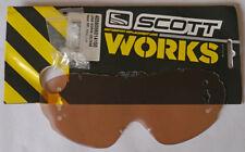 SCOTT VOLTAGE Genuine lens's. Moto-x, Enduro, Trail, MTB, Twinshock, EVO.