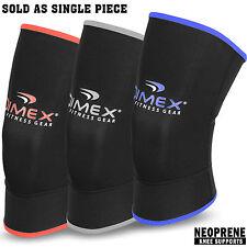 Neoprene Knee Sleeve Brace Leg Support Guard Protective MMA Fitness Crossfit
