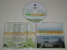 OSCAR WALTER GATTAZ/RIO GUITAR(WR 9057) CD ALBUM