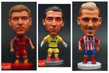 Toys Mini Figure Doll Stars Soccer Goalkeeper Buffon Griezmann Steven Gerrard