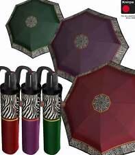 Knirps  Regenschirm Mini Taschenschirm T2 Auf-ZuAutomatik sturmfest - African