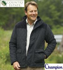 Champion Men's Warm Fleece Lined Thick Comfortable Lewis Jacket Coat