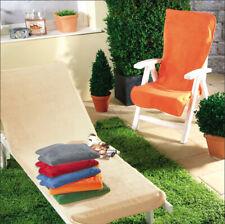 Gartenstuhl- & Liegenschonbezug in 2 Größen und vielen Farben