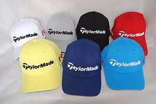 New TaylorMade R15/Aero Burner 39Thirty Cap Curved Bill Stretch Fit Men Golf Hat