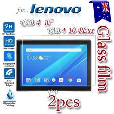"2X Lenovo TAB 4 10"" | TAB 4 10 Plus Tempered Glass Screen Protector Film Guard"