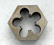"""1 St. Schneidmutter Rohrgewinde HSS Zoll R 1/4"""", 3/8"""", 3/4"""", 1"""" sechskant links!"""