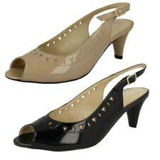 Ladies Van Dal Heeled Sandals 'Selma'