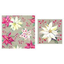 Isabelle Blossom Flower Paper Napkins Wedding BBQ Party Disposable Serviettes