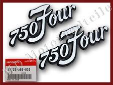 Honda CB 750 Four K1 / K2  Embleme Seitendeckel neu