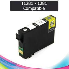 TINTA NEGRA T1281 1281 COMPATIBLE PARA IMPRESORAS NONOEM EPSON CARTUCHO NEGRO