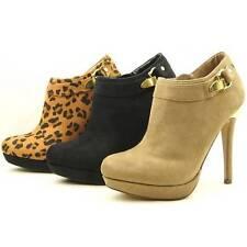 Women's Platform Ankle Boots, Stiletto Heel Booties 5.5-11US/36-42EU/3.5-9AU