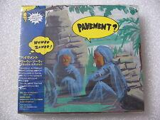 2 CD DIGIPACK PROMO PAVEMENT - WOWEE ZOWEE import japon avec OBI neuf & scellé