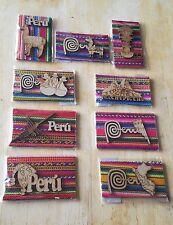 Recuerdos del Peru Souvenir Magneticos