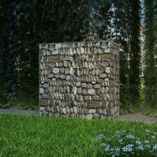 a881ad5f482e vidaXL Panier de Gabion Acier 100x50x100 cm Clôture Murale de Jardin Bordure