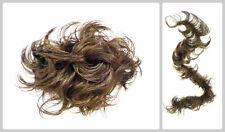 Sonderaktion Voluminös gelockt Haargummi  Dutt & Pferdschwanck 60cm-120cm Lang