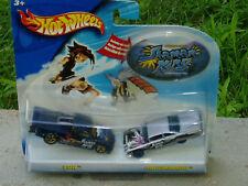 HOT WHEELS SHAMAN KING YOU & AMIDAMARU CAR SET 2003 NEW