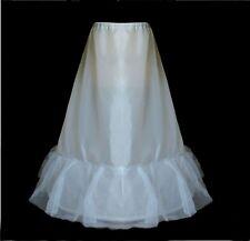 Petticoat Gr. 92 bis 158 Reifrock zu Taufkleid Kleid Kommunionkleid Hochzeit neu